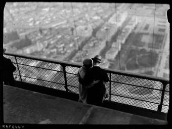 5 ritkán látott André Kertész fotó