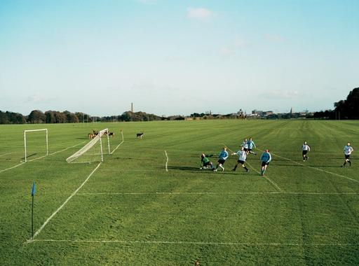 Portfólió - Hans van der Meer: Európa focipályái (47 fotó)