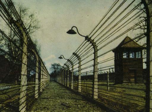 """""""Üdvözlet Auschwitzból"""" – képeslapok az egykori haláltábor területéről (18+)"""