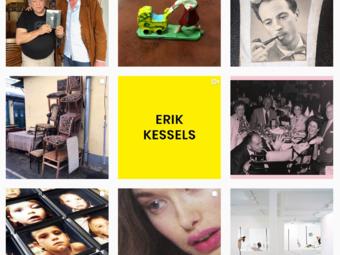 Erik Kessels vette át a Mai Manó Ház Instagram oldalát