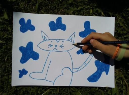 SZÍNKÉP - Kék csütörtök (6-8 éves korcsoport)