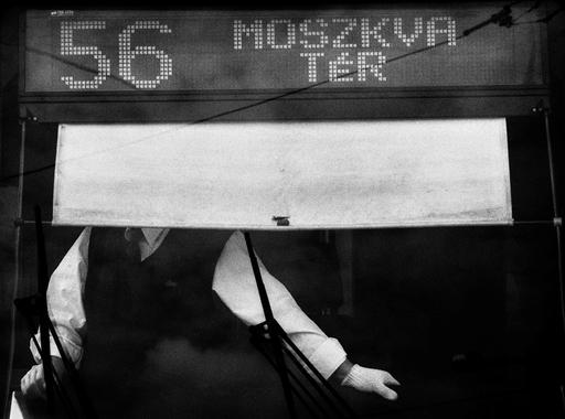 Móricz Simon: Moszkva tér 2004-2005