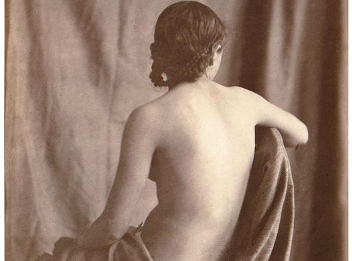 Durieu és Delacroix akttanulmányai (1854. június)