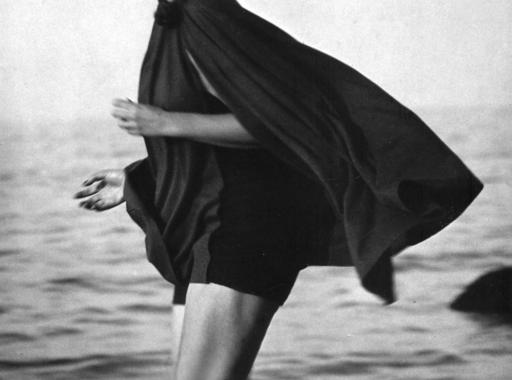 Martin Munkácsi: Lucile Brokaw portréja, 1933