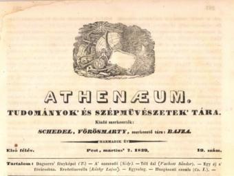 Daguerre' fényképei. (Jules Janin után.) - Athenaeum, 1839. március
