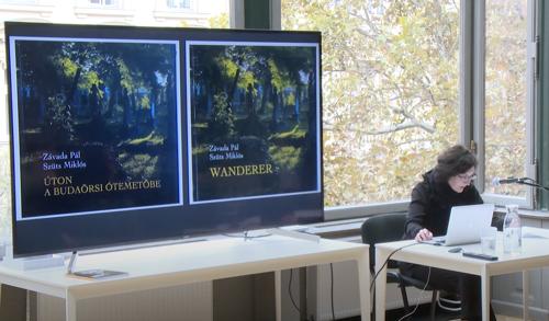 """Mai Manó Online Fotóegyetem - """"Vajon hogy halnak meg a lélekharangok?"""" – Závada Pál és Szüts Miklós közös könyvéről (Zsoldos Emese előadása)"""