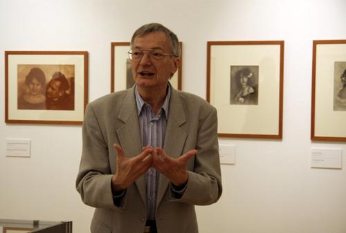 Elhunyt Albertini Béla fotótörténész (1940-2020)