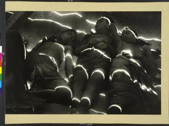 Ernst Haas: A fáraók földje (1954)