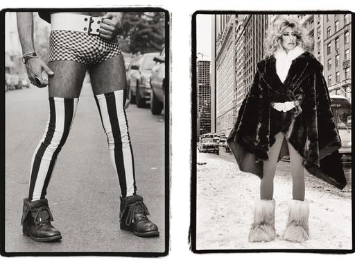 Amy Arbus portréi a nyolcvanas évek New Yorkjából