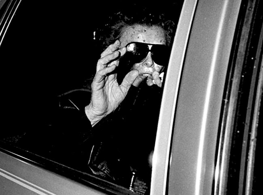 """A HÉT FOTÓSA: Ron Galella, a """"lesifotózás Keresztapája"""""""