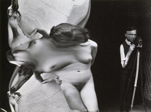 André Kertész Torzítások című aktsorozatának története