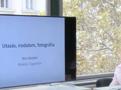 Mai Manó Online Fotóegyetem - Utazás, irodalom, fotográfia (Kiss Noémi előadása)