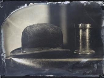Újat régivel - Kortárs fotók történeti eljárásokkal