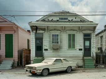 Robert Polidori: New Orleans, After The Flood