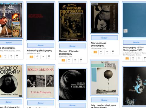 Mapplethorpe, Kertész, Arbus. Fontos fotótörténeti könyvek és albumok lettek most online is elérhetők