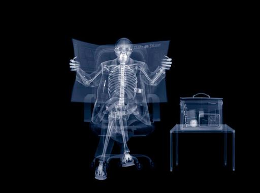 A HÉT FOTÓSA: Nick Veasey, a röntgenfényképezés mestere
