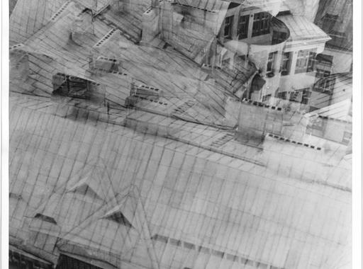 Így néz ki napjainkban Moholy-Nagy László 1931-ben készült fotójának helyszíne