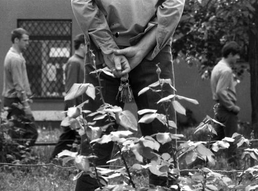 Urbán Tamás képei az aszódi Fiúnevelő Intézet lakóiról (1973)