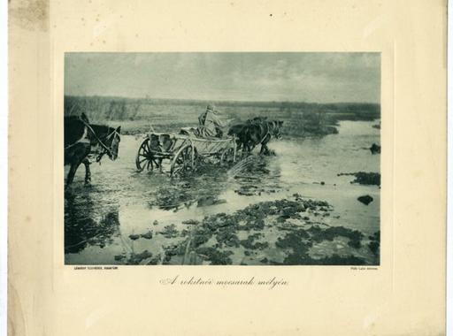 Válogatás az Érdekes Ujság első világháborús pályázatának legszebb, legérdekesebb, legszenzációsabb képeiből