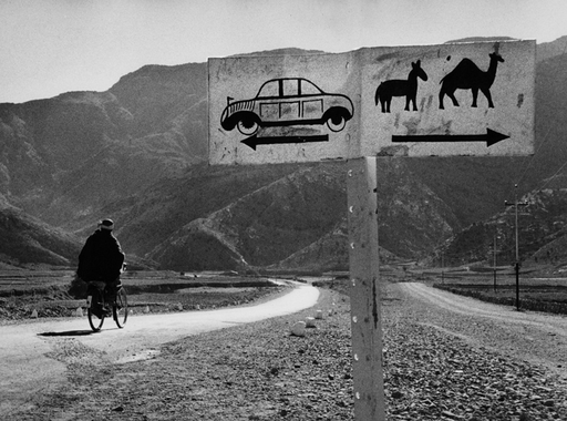Marc Riboud: Keleti utazás (1955-58)