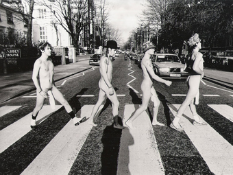 Chris Clunn: A Red Hot Chilli Peppers az Abbey Road-on (1988)