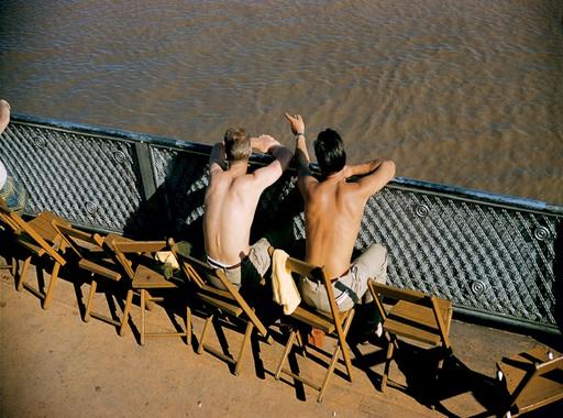 Brassaï ritkán látott színes képei (1957)