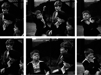 Kép-kockák #24 - Jimmy mesél. 70 éve készült Ruth Orkin világhírű fotósorozata