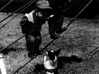 A HÉT FOTÓSA: Nina Leen - Válogatás az egyik leghíresebb amerikai fotóriporternő képeiből