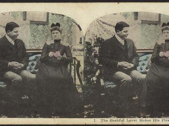 25 szakasz az udvarlástól az esküvőig (1890-es évek vége)