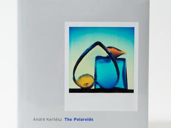 Adventi könyvajánló - André Kertész: The Polaroids
