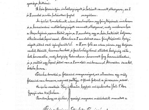 Mai Manó levele (1893)
