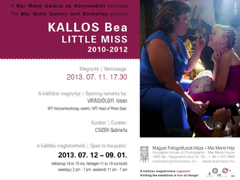 Kallos Bea - Little Miss (2010-2012)