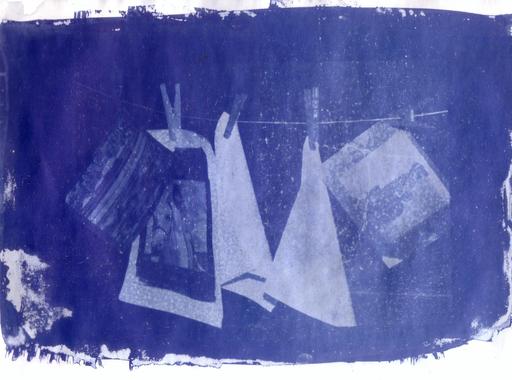 62. Képíró-képolvasó hétvége: Cianotípia-készítés Vékás Magdolnával