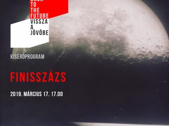 Finisszázs - záró tárlatvezetés Claudia Küssellel a Vissza a jövőbe kiállításunkon