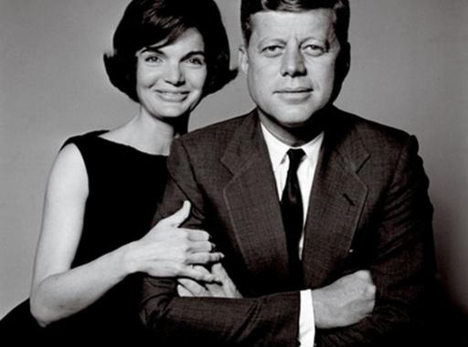 Kép-kockák #26 - Richard Avedon: Jackie és John F. Kennedy (1961)