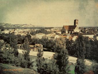 A világ egyik első színes fényképésze - Louis Ducos du Hauron (1837-1920)