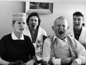 Alfred Eisenstaedt: Margaret Bourke-White küzdelme a Parkinson-kórral