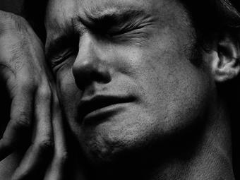 Egy meleg fotós képei egy orgazmust átélő férfiról - Peter Hujar: Orgasmic Man (1969)