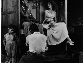 Fotós idézet - Irving Penn és Ernest Hemingway