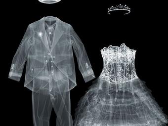 Nick Veasey különleges röntgenfotói