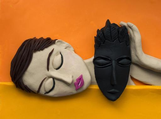 Gyurmából készíti el a világhírű fotók 3D verzióit Eleanor Macnair