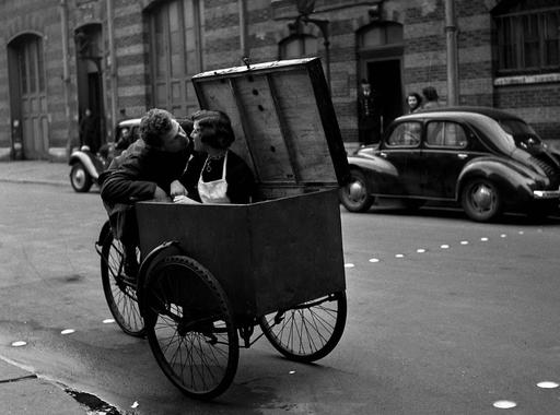Robert Doisneau: Szerelmespárok