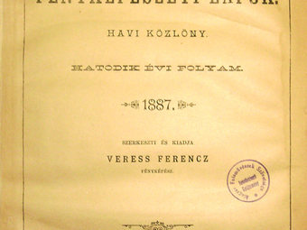 Fotóbulvár a 19. századból (XII. rész)