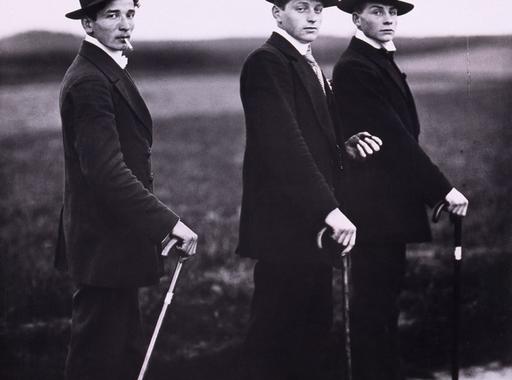 Portfólió – August Sander (1876-1964)
