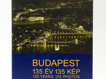 Adventi könyvajánló - Budapest 135 év 135 kép