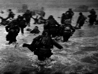 Robert Capa – D-Day