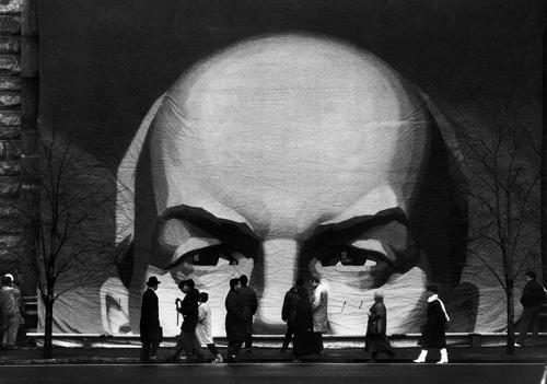 Bánkuti András 30 éve készült Alkony című fotójának története