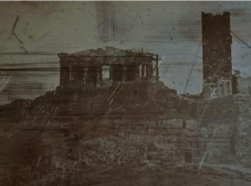 Évtizedekig egy raktárban lapult a világ egykori legdrágább fotója, melyet Athénban fényképeztek