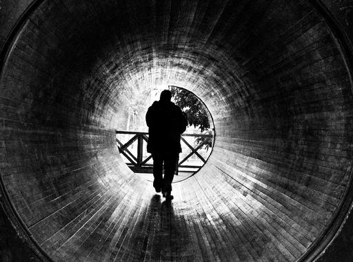 Gombai Gellért képei az öt éve bezárt Budapesti Vidámparkról