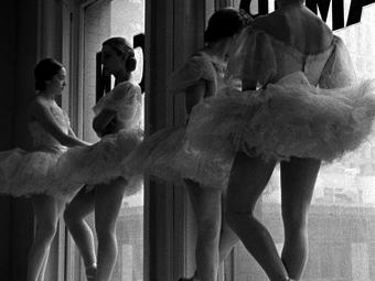 A hét fotója  #282 - Alfred Eisenstaedt: Képek a New York-i balett életéből (1936)